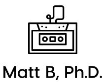 Matt Bernico, Ph.D.